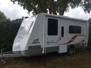 Eastern Caravan Hire caravan family holiday