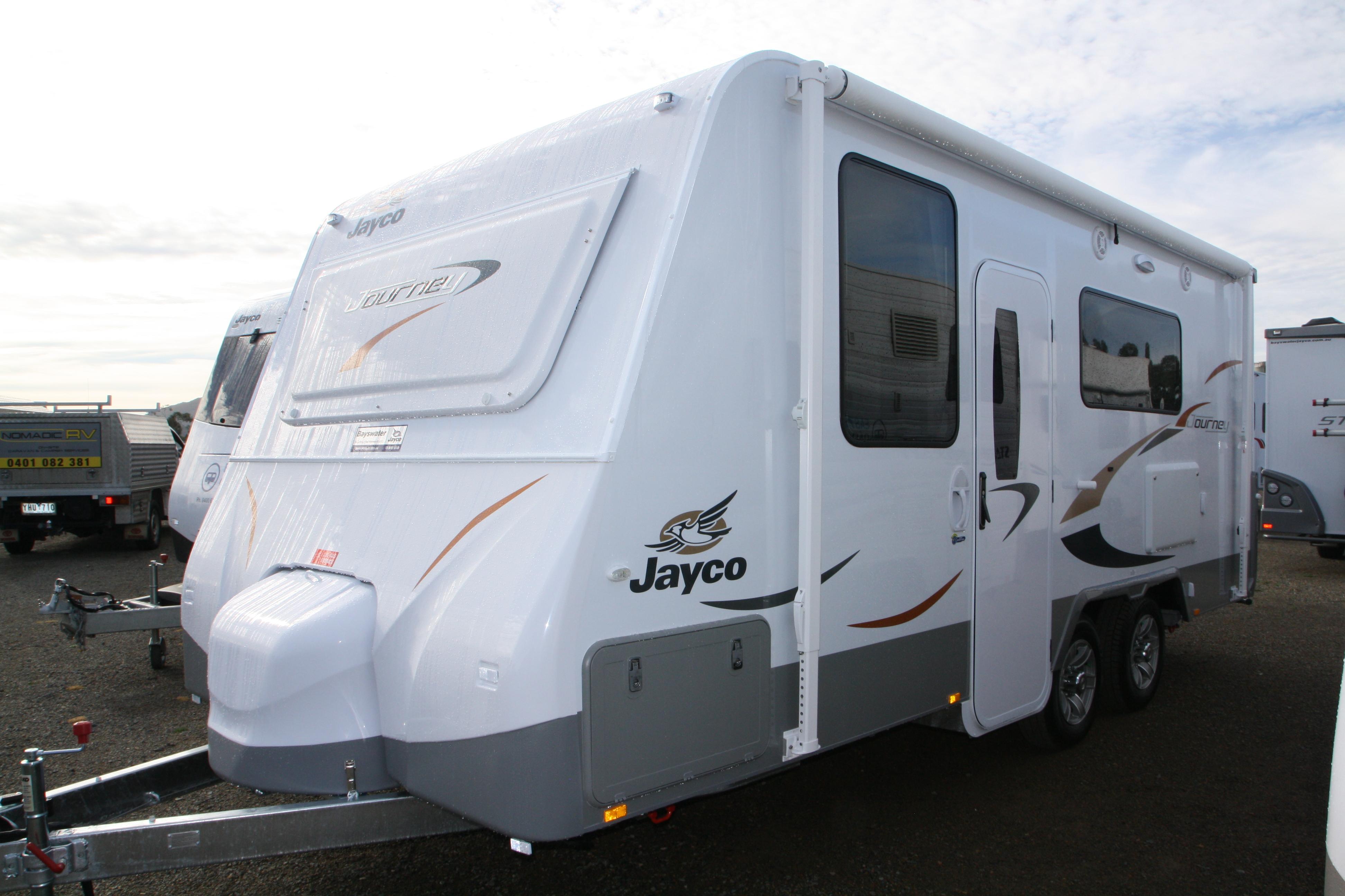 Jayco Journey Caravan 18 55 3 Eastern Caravans