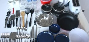 Eastern Caravan Hire Inclusions cutlery