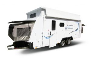 Eastern Caravan Hire Jayco expanda poptop with beds