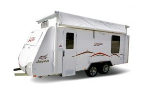 Eastern Caravan Hire Jayco journey van holiday