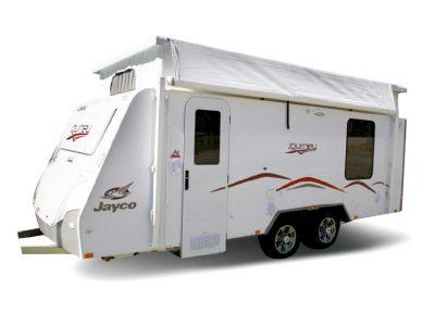 Eastern Caravan Hire Jayco journey van holiday