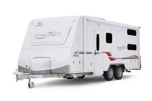 Eastern Caravan Hire Jayco starcraft family trip