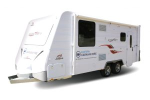 Eastern Caravan Hire Jayco starcraft luxury accommodation