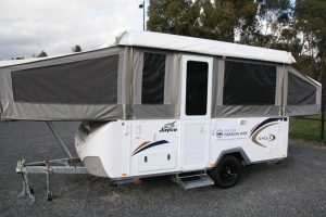 Eastern Caravan Hire Jayco Eagle Camper Image 1