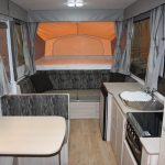 Eastern Caravan Hire Jayco Eagle Camper Image 2