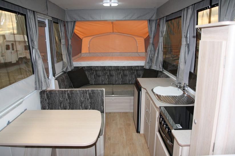 Jayco Eagle Camper Eastern Caravans