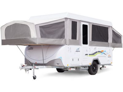 Eastern Caravan Hire Jayco Eagle Camper Hero Exterior