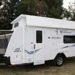Eastern Caravan Hire Jayco Expanda Poptop exterior