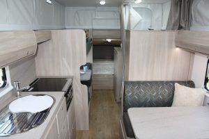 Eastern Caravan Hire Jayco Expanda Poptop Inside 2