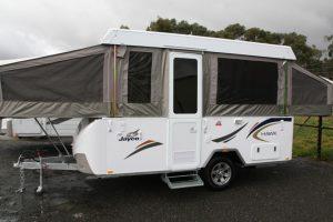 Eastern Caravan Hire Jayco Hawk Camper