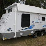 Eastern Caravan Hire Jayco Journey Poptop