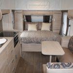 Eastern Caravan Hire Jayco Journey Poptop Interior kitchen