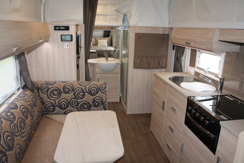 Jayco Journey Poptop 17 55 8 Eastern Caravans