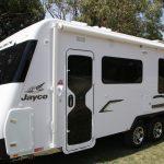 Eastern Caravan Hire Jayco silverline caravan hire