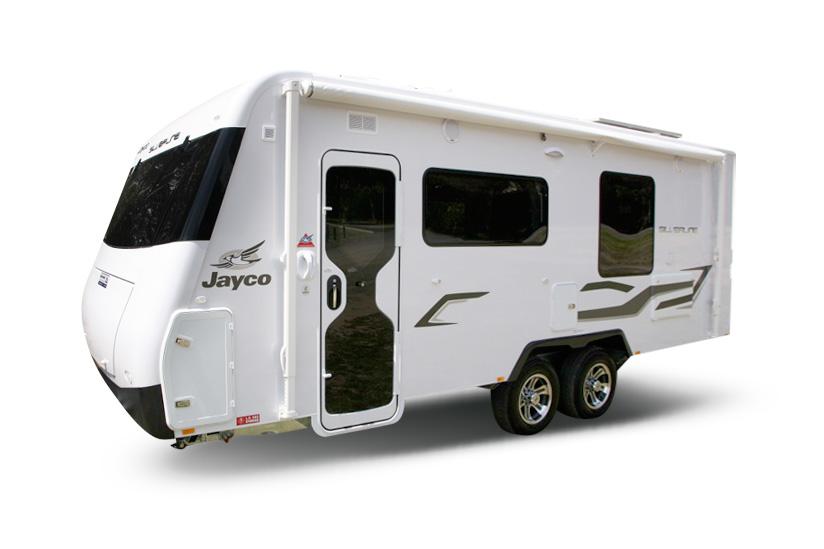Eastern Caravan Hire Jayco silverline van