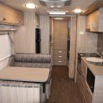 Eastern Caravans Hire Jayco Starcraft Interior