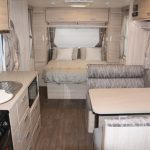 Easter Caravan Hire Jayco Starcraft Interior 2