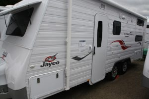 Eastern Caravan Hire Jayco starcraft image large family