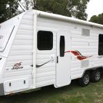 Eastern Caravan Hire Jayco starcraft caravan holiday