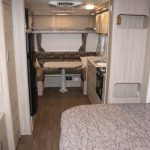 Eastern Caravan Hire Jayco starcraft caravan internal image 1