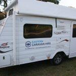 Eastern Caravan Hire Jayco starcraft poptop
