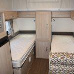 Eastern Caravan Hire Jayco starcraft poptop beds