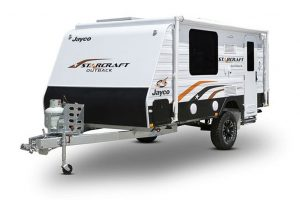 Eastern Caravan Hire Jayco starcraft poptop off road