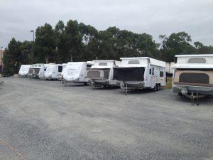 Caravan Storage Melbourne Victoria