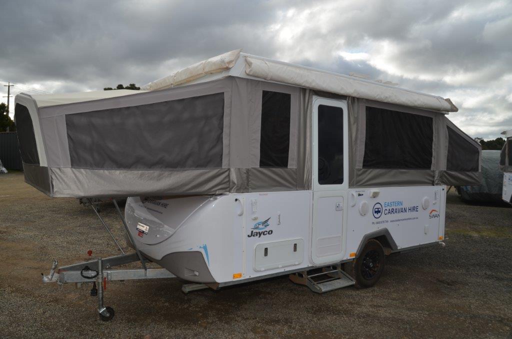 Jayco Swan Camper Eastern Caravans