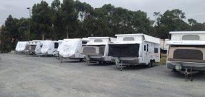 Eastern Caravan Hire Van Storage Victoria Melbourne