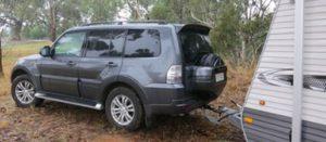 Eastern Caravan Hire Tow Vehicle 4wd