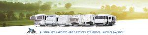 Eastern Caravans Hire A Jayco Caravan