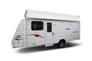 Eastern Caravan Hire Jayco poptop starcraft van