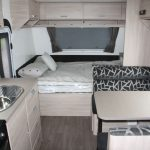 Eastern Caravan Hire Jayco caravan starcraft large internal