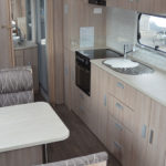 Eastern Caravan Hire Jayco starcraft internal kitchen image