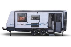 Eastern Caravan Hire paramount external large van