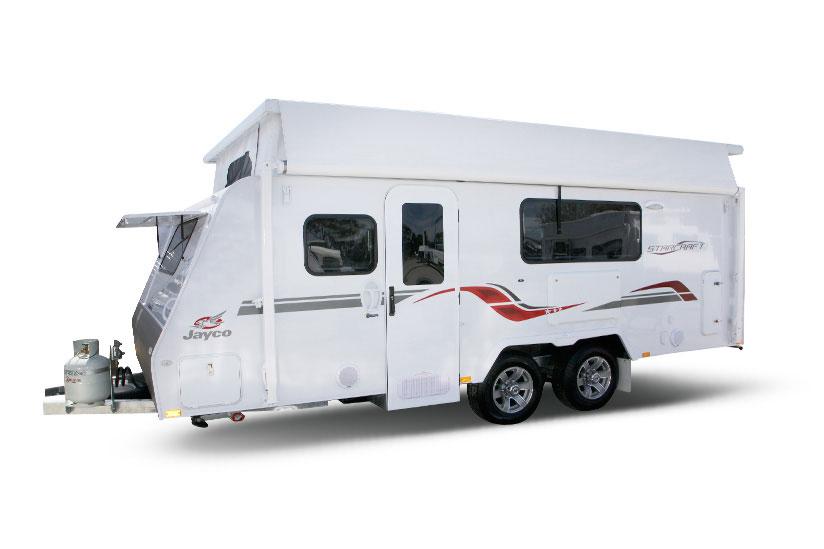 Eastern Caravan Hire starcraft van popup family trips